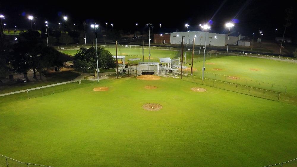 Led Sports Lighting Ledsuniverse