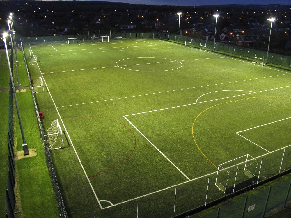 Led Sports Lighting Ledsuniverse